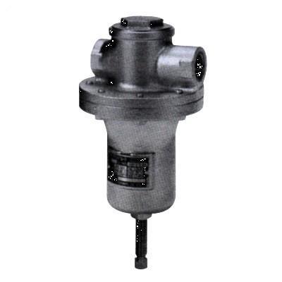 フシマン 減圧弁(弁箱CAC製) <PPD41B-3(1.0)> 【型式:PPD41B-3-15B(1.0) 00036579】[新品]
