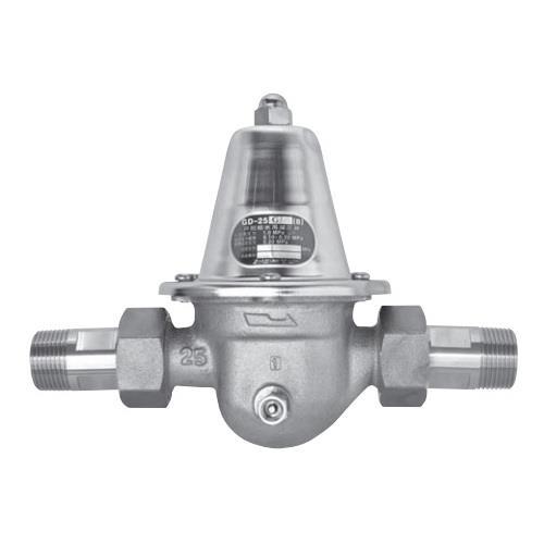 ヨシタケ 住宅設備機器 給水用減圧弁 <GD-25GJ> 【型式:GD-25GJ-25A(B) 00715784】[新品]