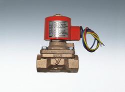 ヨシタケ 電磁弁 (液体・気体用) <DP-200> 【型式:DP-200-25A 01105524】[新品]