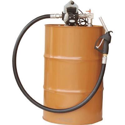 アクアシステム アクアシステム 電動ドラムポンプ(100V) 灯油・軽油 EVPD56-100 【型式:EVPD56-100 00166923】[新品]