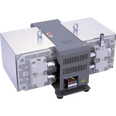 アルバック機工 ULVAC 三相200V ダイアフラム型ドライ真空ポンプ DAL-361S 【型式:DAL-361S 00167242】[新品]