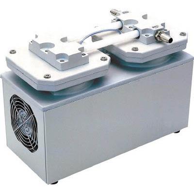 アルバック機工 ULVAC 単相100V ダイアフラム型ドライ真空ポンプ 全幅207mm DA-241S 【型式:DA-241S 00167244】[新品]