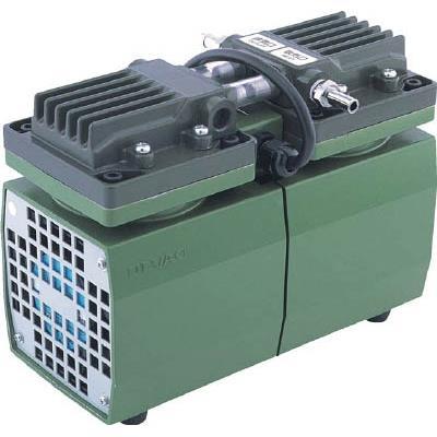 アルバック機工 ULVAC 単相100V ダイアフラム型ドライ真空ポンプ 全幅128mm DA-40S 【型式:DA-40S 00167246】[新品]