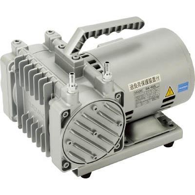 アルバック機工 ULVAC 単相100V ダイアフラム型ドライ真空ポンプ 排気速度60/72 DA-60S 【型式:DA-60S 00167247】[新品]