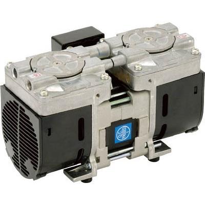 アルバック機工 ULVAC 単相100V ダイアフラム型ドライ真空ポンプ 排気速度6/7 DAP-6D 【型式:DAP-6D 00167259】[新品]
