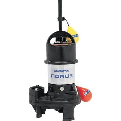 新明和工業 新明和 高機能樹脂ポンプ CRS501DT-F50-0.4 【型式:CRS501DT-F50-0.4 00167311】[新品]