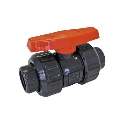 積水化学工業 ボールバルブ ねじ式 PVC 【型式:BV65NXV 00016031】[新品]