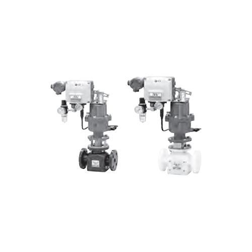 旭有機材工業 調節弁エア式AV型 <ACVVFUEF1> 【型式:ACVVFUEF101502 00826661】[新品]