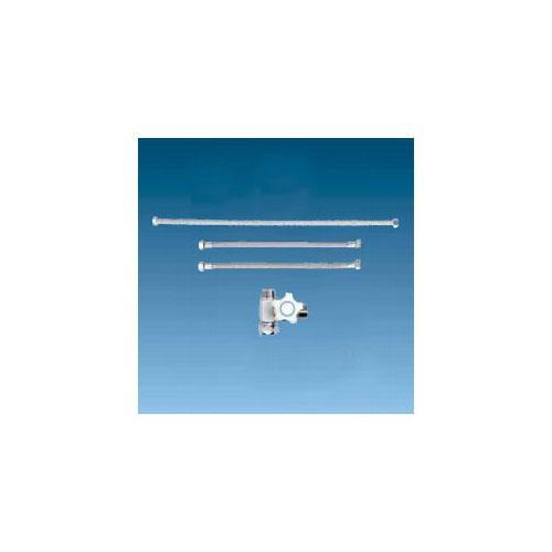 水生活製作所(旧・早川バルブ) 浄水器配管キット <JHK207> 【型式:JHK207 42053692】[新品]