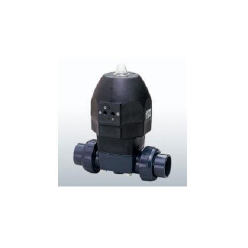 旭有機材工業 【型式:AT1NFP1NJ0401 <AT1NFP1NJ> 00833822】[新品] 自在ダイヤフラムバルブ14型エア式AN型