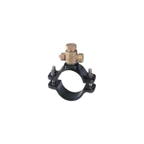 キッツ(KITZ) 青銅製サドル付分水栓鋼管(SP) <WXS200X> 【型式:KITZ-WXS200X-30 00760468】[新品]