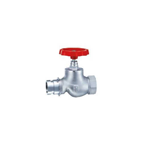 報商製作所 散水栓 高圧用1.0MPaシリーズ 口金回転180°ストレート <SV11> 【型式:SV11-40 01300111】[新品]