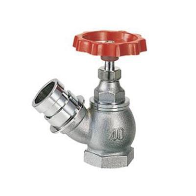 報商製作所 散水栓 クローム 45° <SV-04> 【型式:SV-04-65A 43022681】[新品]