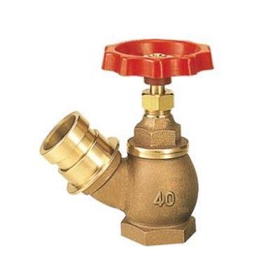 報商製作所 散水栓 みがき 45° <SV-06> 【型式:SV-06-65A 43022691】[新品]
