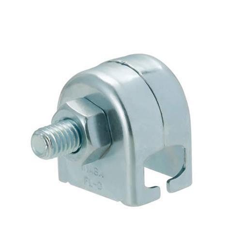 因幡電機産業 クロスロックDタイプ(ボルト固定式) <FL-D> 【型式:FL-D(1セット:80個入) 00725434】[新品]