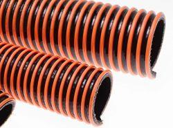【型式:カナパワーニューAT-125(4m)(1セット:4m入) 125φカナパワーホースニューAT 00205467】[新品] カット売り カナフレックスコーポレーション