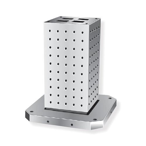スーパーツール MC用 4面ジグブロック ねじ穴付タイプ(M12・16) <BSH> 【型式:BSH34020 00680734】[新品]