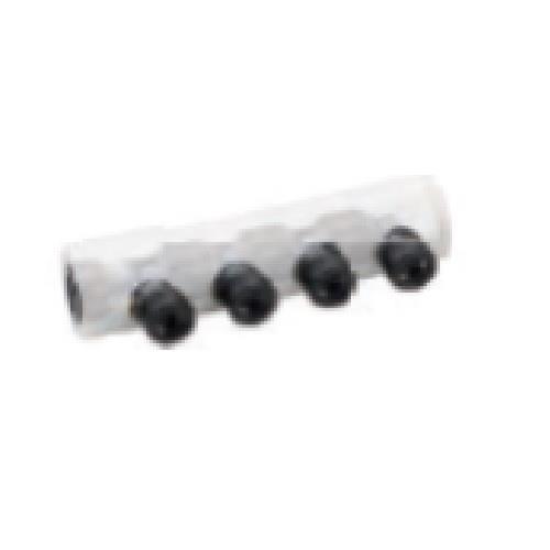 前澤給装工業(株) 樹脂製回転ヘッダ 16PEX 保温カバー付 <718525> 【型式:718525-6P-HC 00800078】[新品]