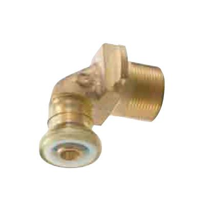 JFE継手 給水栓用エルボ(M-BOX)(お買い得パック) <JOQ2-FL-M> 【型式:JOQ2-FL-M-13AxRp1/2(PB/PE-X管兼用)(1セット:10個入) 00364796】[新品]