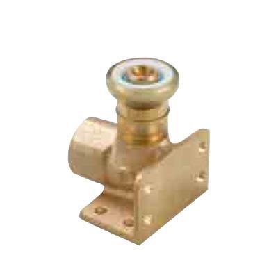 JFE継手 給水栓用エルボ(両座)(お買い得パック) <JOQ2-FL-W> 【型式:JOQ2-FL-W-20A×Rp3/4(PE-×管用)(1セット:5個入) 00389164】[新品]