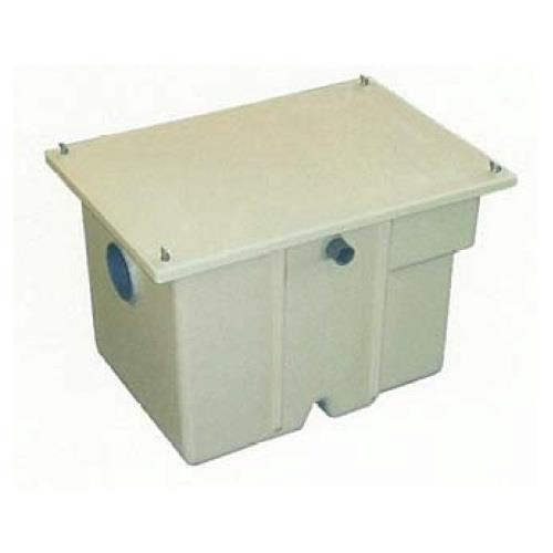 ホーコス FRP製床置型グリース阻集器 一般型 <GF3-K> 【型式:GF3-20K 00777339】[新品]