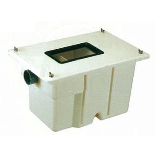 ホーコス FRP製床置型グリース阻集器 薄型 <GFR-30F> 【型式:GFR-30F 00777346】[新品]