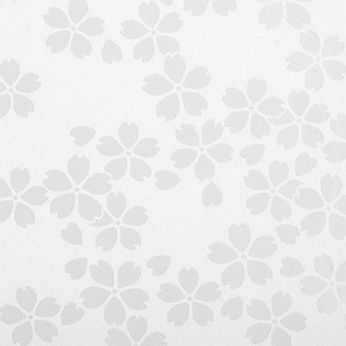 リラインス シャワーカーテン(桜柄) <R2020W> 【型式:R2020W-1600x1800-標準(ハト目仕様) 00804867】[新品]