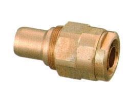 オンダ製作所 ダブルロックジョイント 青銅製 サイズ変換用 <WJ4> 【型式:WJ4-1310C-S(1セット:20個入) 11300358】[新品]