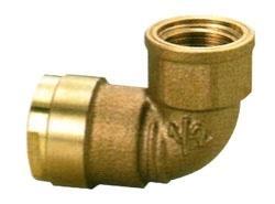 三菱樹脂 エクセルイージーフィット 水栓エルボ <KL4> 【型式:KL4-1313C-S(1セット:10個入) 18000438】[新品]