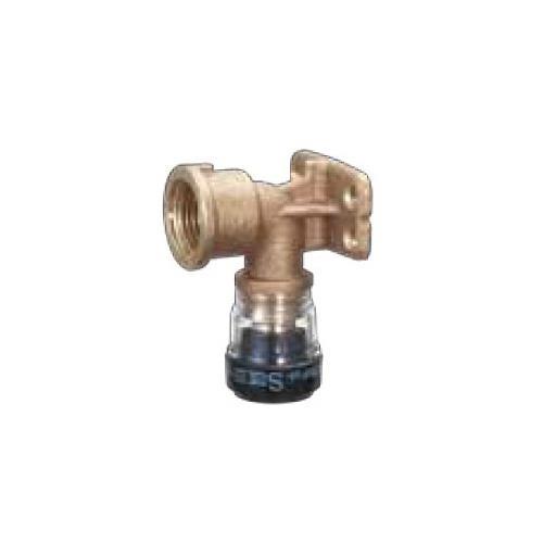 積水化学工業 エスロカチットS 座付き給水栓エルボ <SMWL13Z> 【型式:SMWL13Z(1セット:10個入) 00739869】[新品]