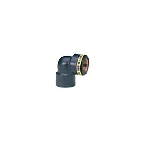 積水化学工業 エスロンUX継手 絶縁給水栓エルボ(ISL) お買い得パック <LUIL> 【型式:LUIL25(1セット:15個入) 00808095】[新品]