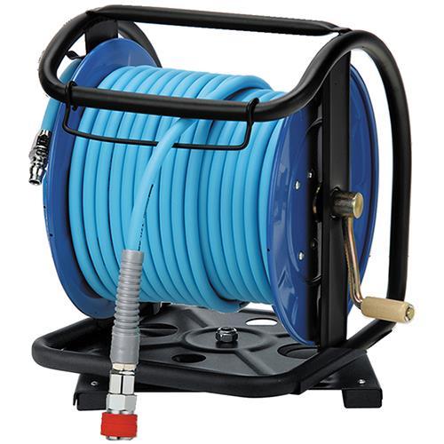 ☆ ガーデニング用配管器具 ホースリール 散水用ホースリール 常圧用C型ドラム フジマック NDALBG 人気の製品 00879770 有名な 新品 型式:NDALBG-730TC