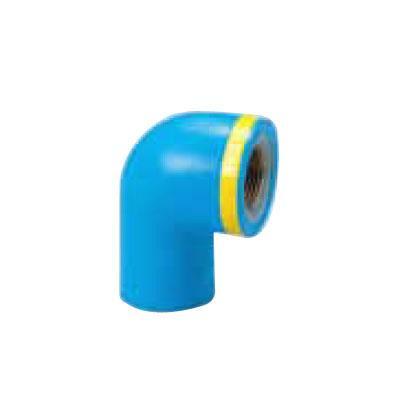 日立金属 埋設配管用PCPQK継手(器具接続用絶縁型) 給水栓用絶縁継手(ZC型) エルボ 【型式:PCPQK-ZCL-3/4(1セット:30個入) 18403041】[新品]