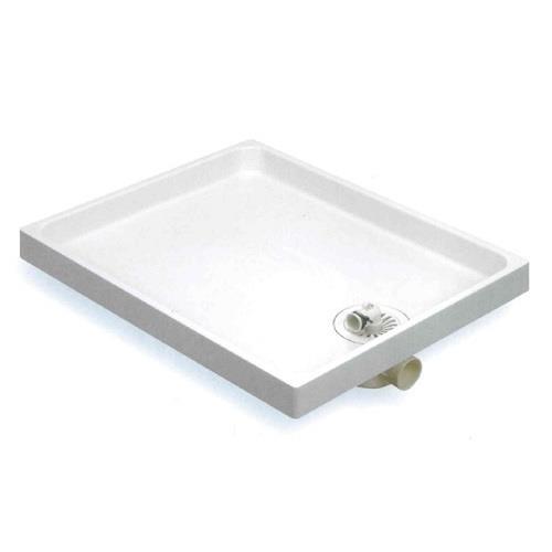 丸一 PAT. 樹脂タイプ 洗濯機防水パン <PW800> 【型式:PW800-R 00682650】[新品]