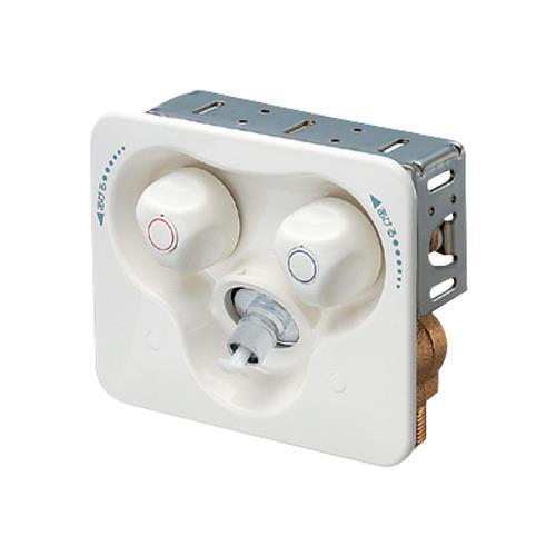 オンダ製作所 2ハンドル混合水栓コンセント <SP1200> 【型式:SP1200USA-12.5-D 00788687】[新品]