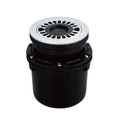 ダイドレ 洗濯機用排水トラップ 防水パン用 差し込型 <JT-3F-5-PC> 【型式:JT-3F-5-PC 50 43015142】[新品]