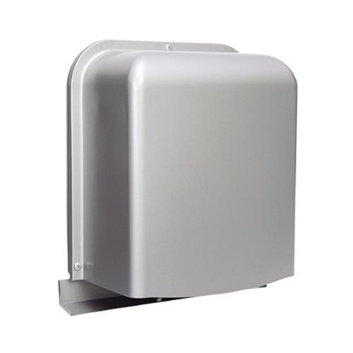 西邦工業 防音型製品 (ステンレス製換気口(ワイド水切り付)) 深型 厚型 金網3メッシュ 防音タイプ 下部開閉タイプ <GFN-BS> 【型式:GFN100BS 00605652】[新品]