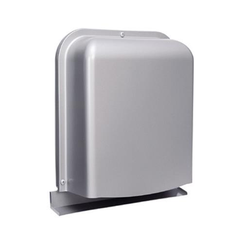西邦工業 防音型製品 (ステンレス製換気口(ワイド水切り付)) 深型 薄型 金網3メッシュ 防音タイプ 下部開閉タイプ <GFN-GBS> 【型式:GFN75GBS 00605669】[新品]