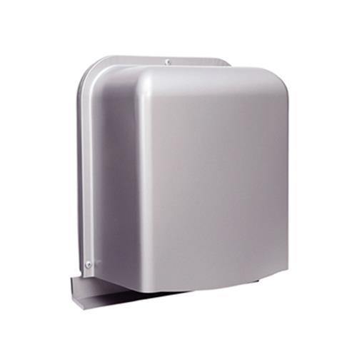 西邦工業 防音型製品 (ステンレス製換気口(ワイド水切り付)) 深型 厚型 内ガラリ 防音タイプ 下部開放 <GFX-ABS> 【型式:GFX75ABS 00605681】[新品]