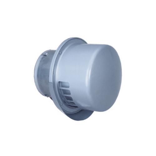 西邦工業 防音型製品 (ステンレス製換気口(水切り付)) 丸型キャップ 防音タイプ 水切り付 防火ダンパー付 <RCD-BMSC> 【型式:RCD75BMSC 00605745】[新品]