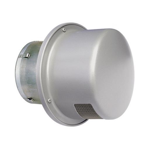 西邦工業 防音型製品 (ステンレス製換気口) 金網10メッシュ 丸型キャップ 防音タイプ 給気専用 防火ダンパー付 <RCND-TBSC> 【型式:RCND100TBSC 00605755】[新品]
