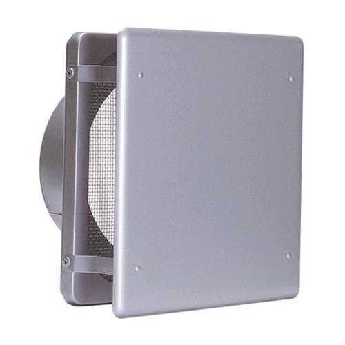 西邦工業 BL・外壁用ステンレス製換気口 (フラットカバー付換気口) 角金網型10メッシュ 低圧損 <KNB-SBL> 【型式:KNBK125SBL-VP 00605785】[新品]