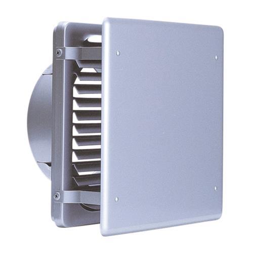 西邦工業 BL・外壁用ステンレス製換気口 (フラットカバー付換気口) 角ガラリ型 低圧損 <KXB-SBL> 【型式:KXB125SBL 00605799】[新品]