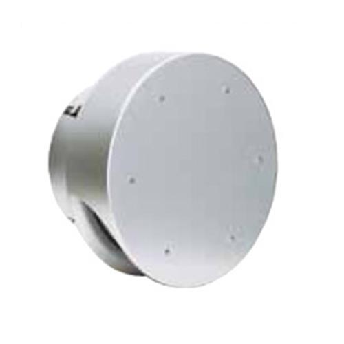 西邦工業 外壁用アルミ製換気口 (薄型フラットフード) 金網型3メッシュ 大口径 <SNU> 【型式:SNU300 00606139】[新品]