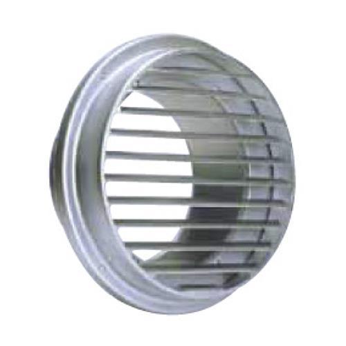 西邦工業 外壁用アルミ製換気口 (ベントキャップ)厚型 低圧損 大口径 <SV-A> 【型式:SV250A 00606234】[新品]