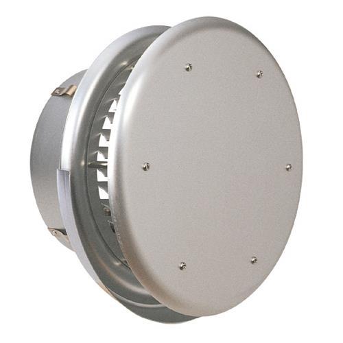 西邦工業 外壁用アルミ製換気口 (フラットカバー付換気口) ガラリ型 水切り付 <SXB-M> 【型式:SXB125M 00606357】[新品]