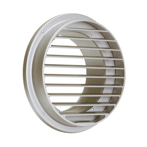 西邦工業 外壁用ステンレス製換気口 (ベントキャップ) 厚型 低圧損 大口径 <SV-AS> 【型式:SV225AS 00606521】[新品]