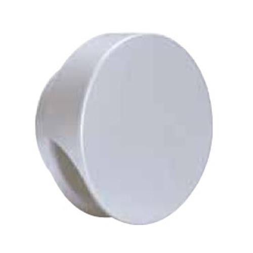 西邦工業 外壁用ステンレス製換気口 (薄型フラットフード) ガラリ型 大口径 <SXU-S> 【型式:SXU300S 00606717】[新品]