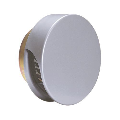 西邦工業 外壁用ステンレス製換気口 (薄型フラットフード) ガラリ型 防火ダンパー付 <SXUD-S> 【型式:SXUD125S 00606719】[新品]