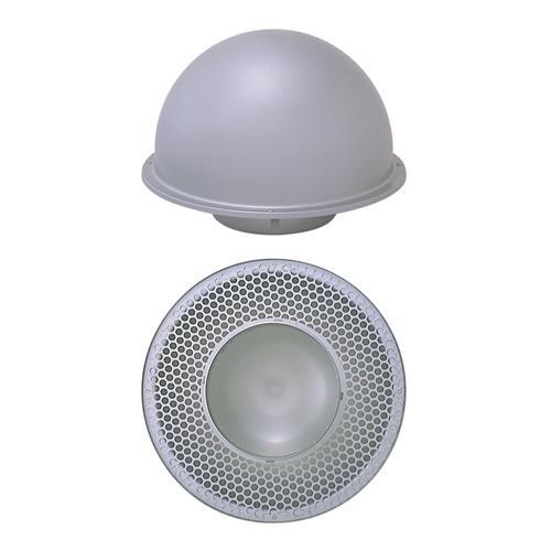 外壁用ステンレス製換気口 縦管用パイプフード <TP-S> 【型式:TP250S 00606729】[新品]